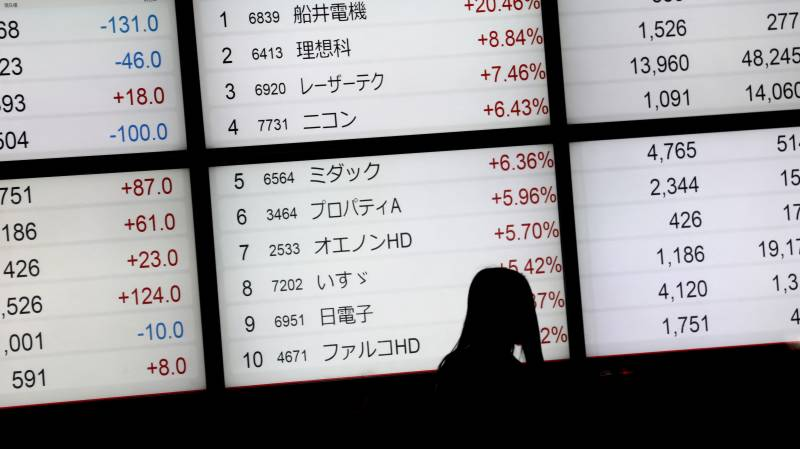 Asian markets mixed as rally fizzles, oil hit by Suez ship news