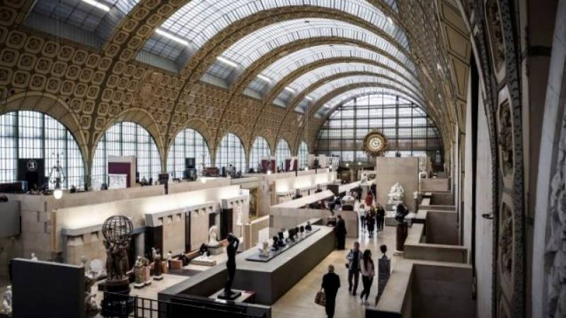 France's Musee d'Orsay adds Giscard d'Estaing to name
