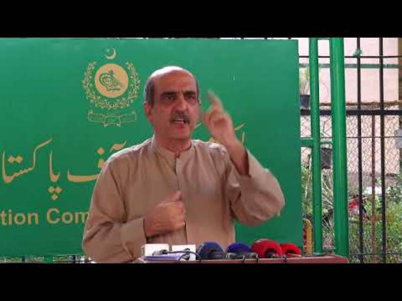 PTI again opposes handover of accounts record to Akbar Babar
