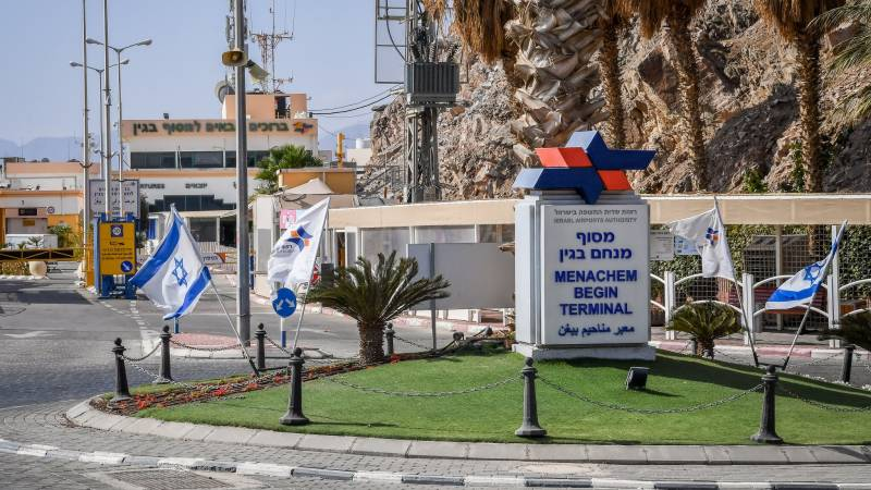Israel reopens Egypt crossing for first time since pandemic