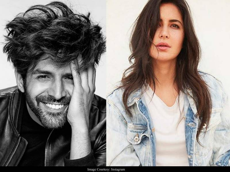 Katrina Kaif and Kartik Aaryan in lead roles for SRK's next project?