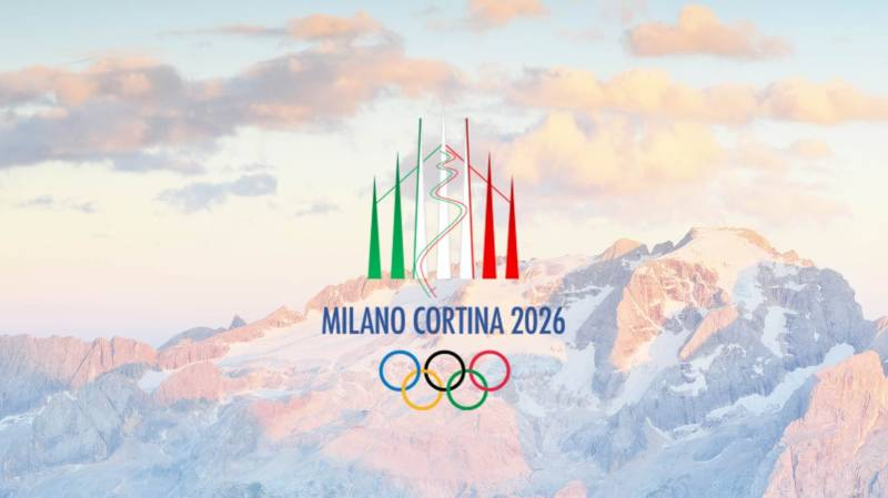 Milano-Cortina 2026 unveil 'Futura' Winter Olympics logo