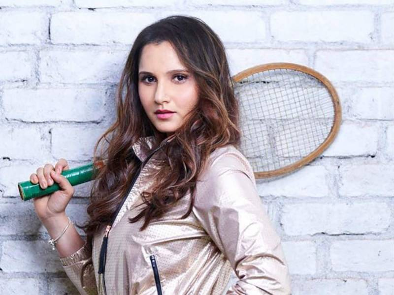 Sania Mirza: the most well-dressed tennis player all around
