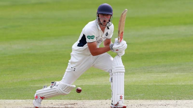 Atherton's son takes apart old enemy Yorkshire's attack