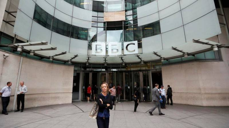 BBC reporter leaves China, says 'too risky to carry on'
