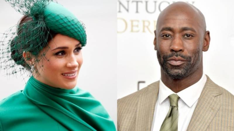 Meghan Markle not to be messed with: DB Woodside warns Royal Family