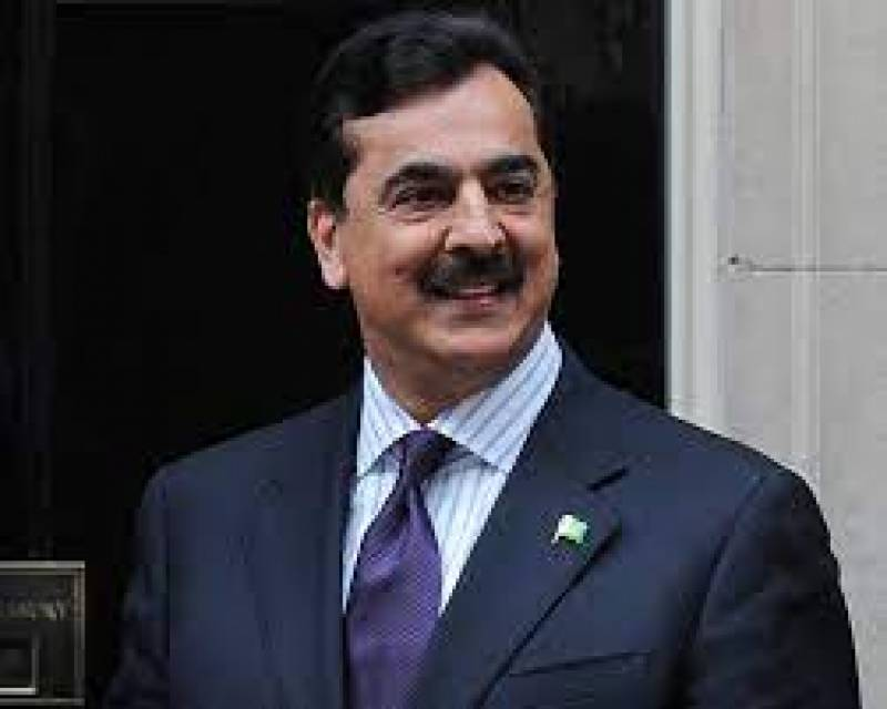 Gilani vows effective steps to raise issues of public interest