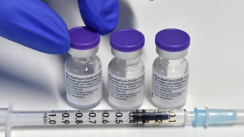 WHO blasts Europe's slow vaccine rollout, as France heads for new lockdown