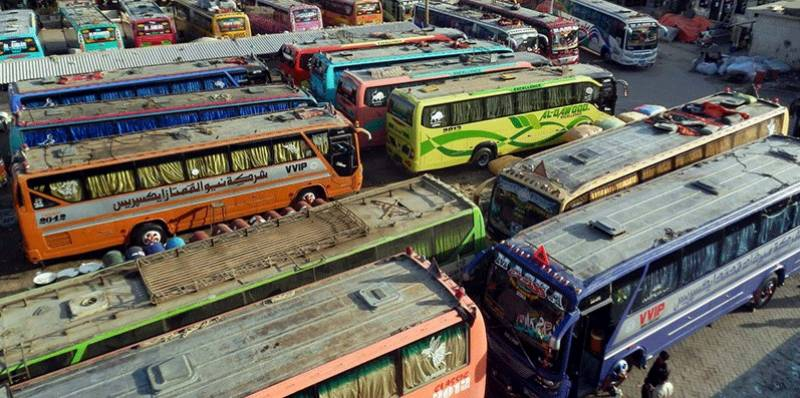 Inter-provincial transport banned for two days a week