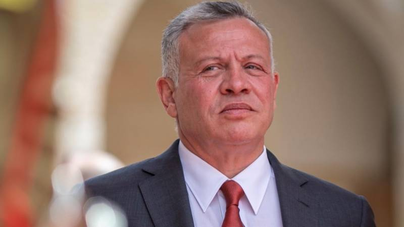Jordan in security sweep after alleged plot to unseat King Abdullah