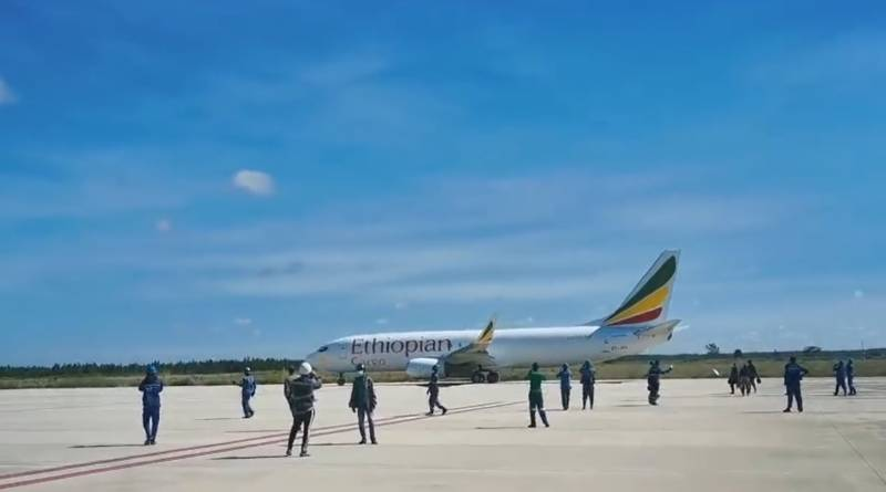 Ethiopian Airlines pilot lands at wrong Zambia airport