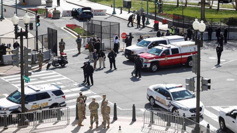 US Capitol attack sparks debate over security