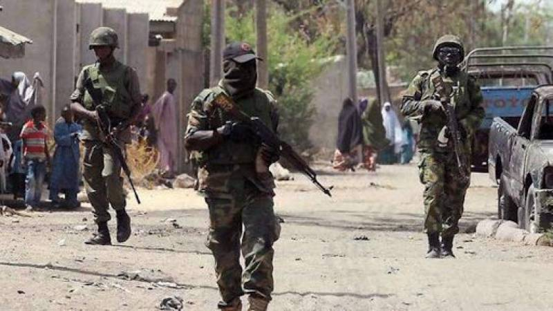 Four Niger soldiers killed in double 'terror' attack