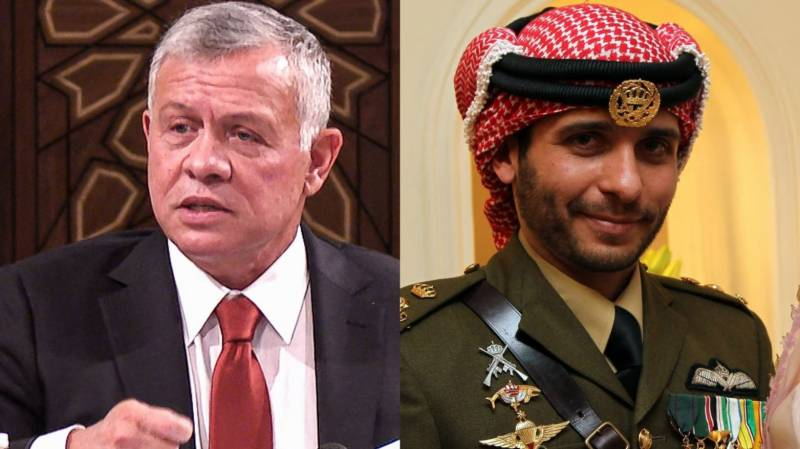 King Abdullah half brother's plan to 'destabilise' Jordan foiled, 16 arrested