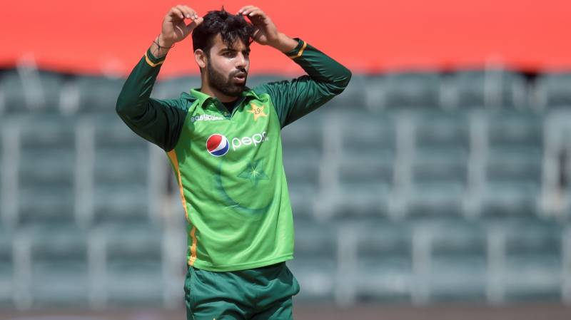 Injury-prone Shadab ruled out of South Africa and Zimbabwe tours
