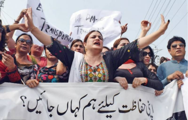 Violence against transgender people continues in Swat