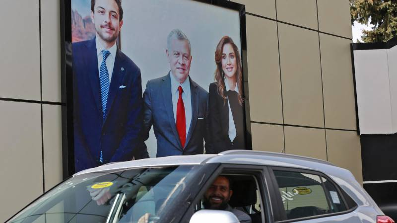 Jordan bans reporting on plot, labels palace feud a family affair