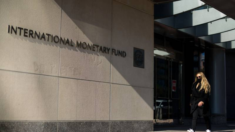 IMF projects stronger 2021 growth amid pandemic rebound