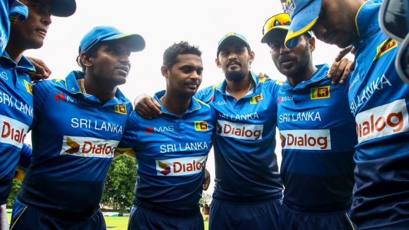 Sri Lankan players to get first vaccine dose on Sunday
