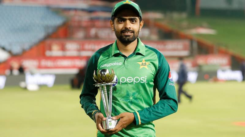 Babar lauds Pakistan's series win in South Africa