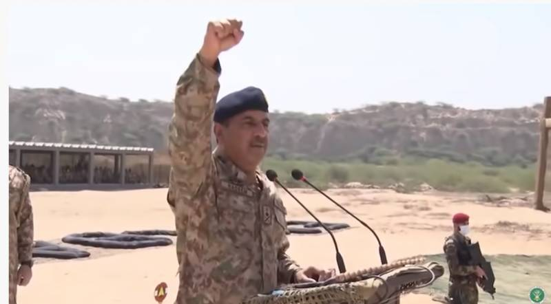 CJSC witnesses Army Air Defence exercise 'Al-Bayza-II'