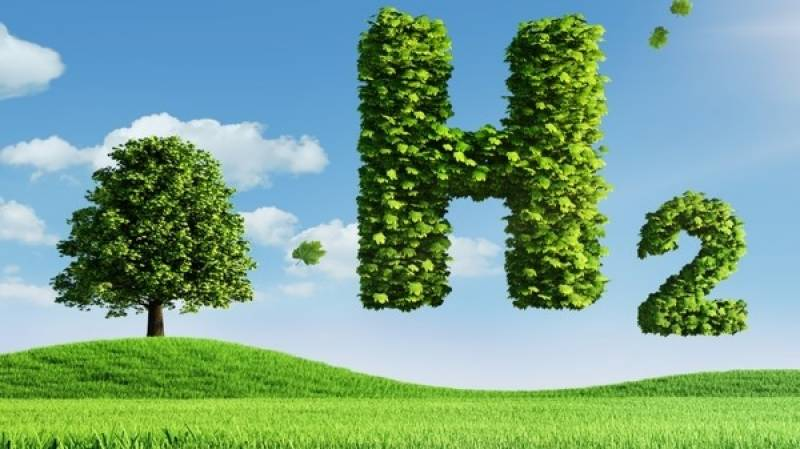 'Green hydrogen' forecast to cost less than natural gas by 2050