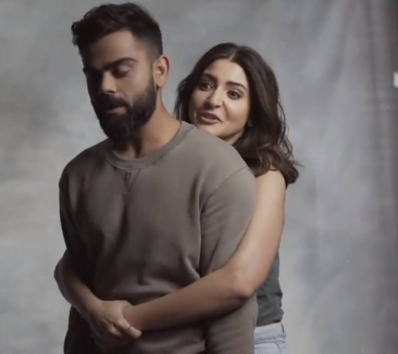 Anushka Sharma feels accomplished after lifting Virat Kohli off the ground