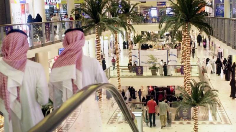Only Saudis can work in malls as local hiring drive accelerates