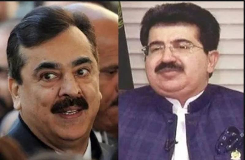Gilani files appeal in IHC against Senate chairman election