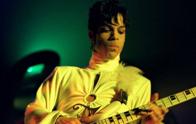 Prince album 'Welcome 2 America' due in July -- five years after death
