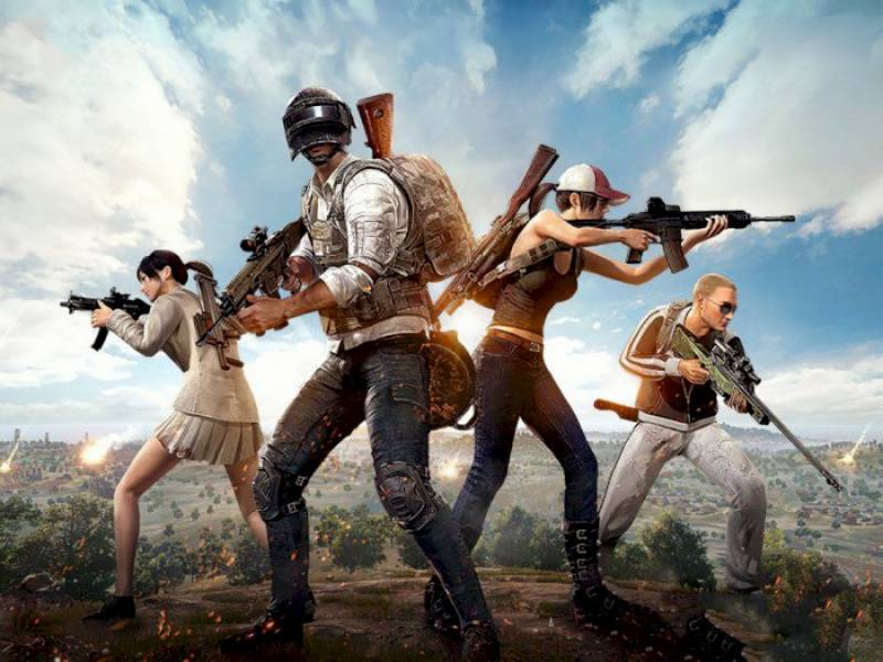 Two arrested for PUBG-style abduction of girl