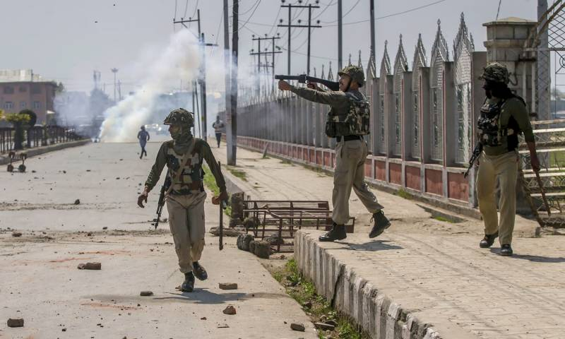 Four more martyred as Indian terrorism continues in Held Kashmir