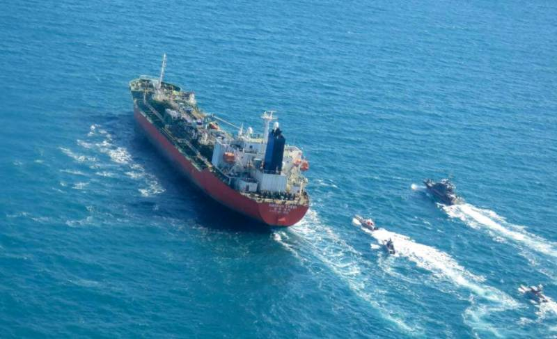 Iran releases seized South Korean tanker