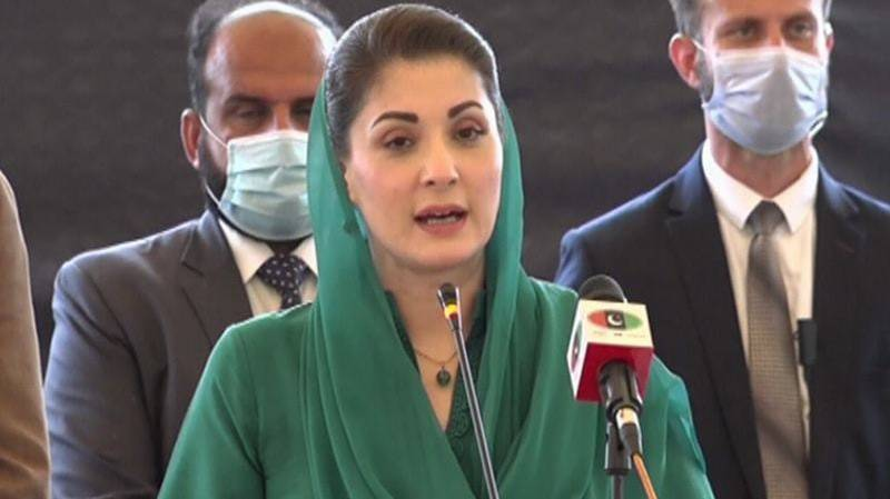 Maryam Nawaz comes up with message for PML-N workers in NA-75 Daska