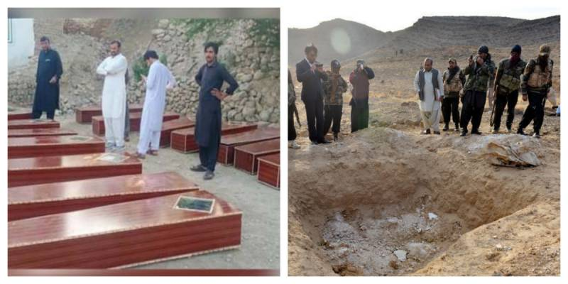 Mass grave of 16 kidnapped miners found in Darra Adam Khel near Kohat
