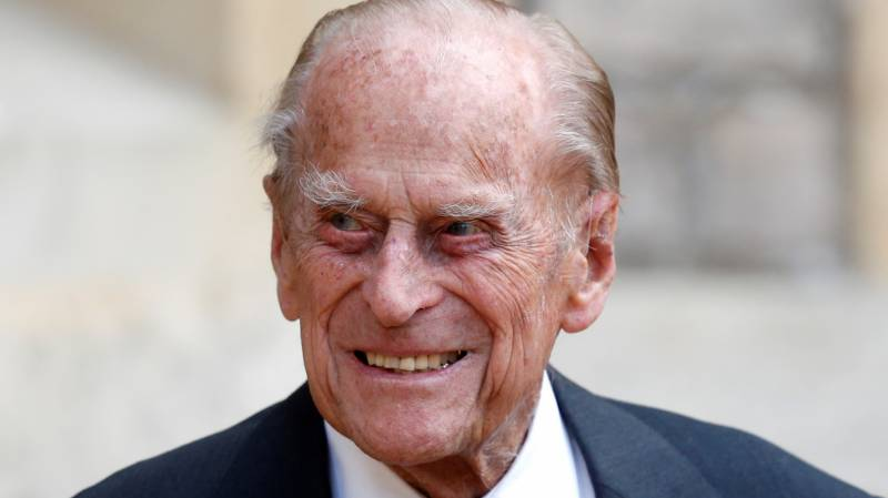 The story behind Prince Philip's greatest gaffe