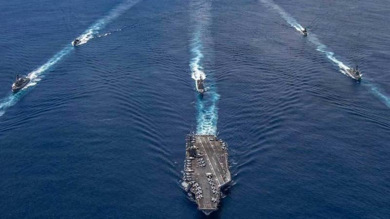 India protests US ship patrol in its waters