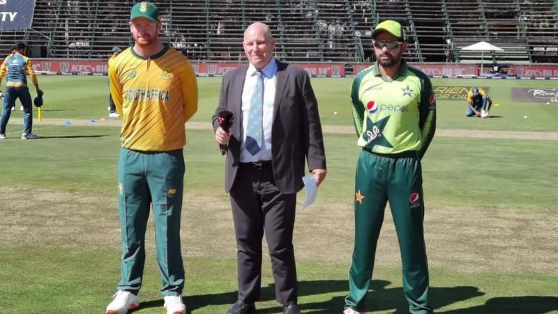 South Africa win toss, elect to bat first in first T20
