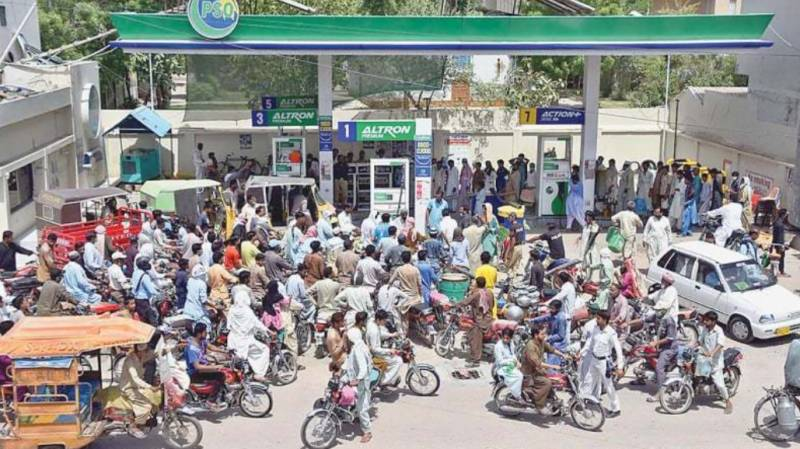 Persons behind petrol crisis to be booked under CrPC