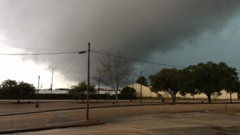 Deadly storms hit southern US coast