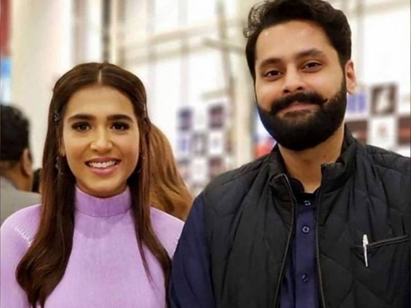 Mansha Pasha ties the knot with Jibran Nasir