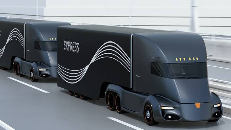 Intel to supply self-driving systems for delivery trucks