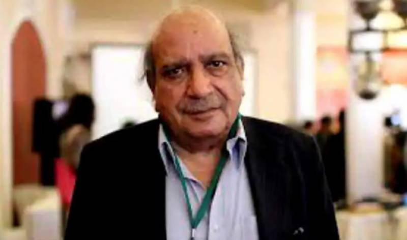 Leading human rights defender IA Rehman passes away