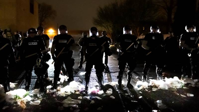 US police shooting of Black man sparks fresh protests