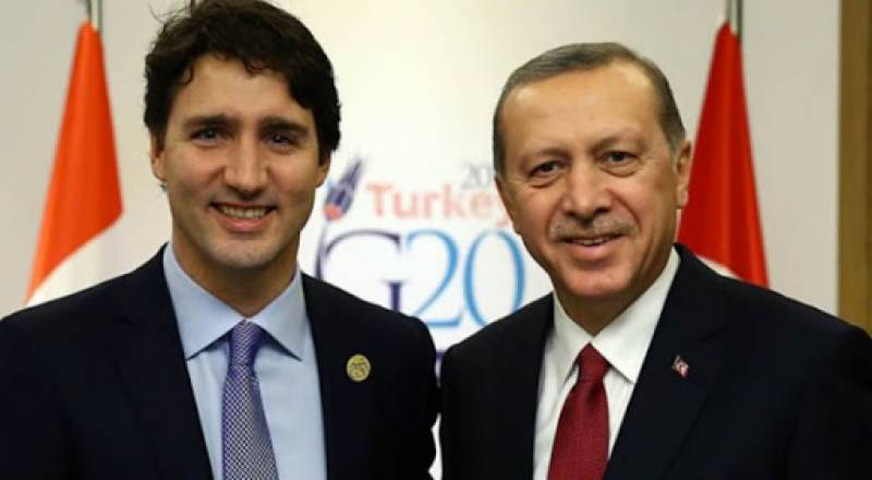 Canada blocks arms exports to Turkey