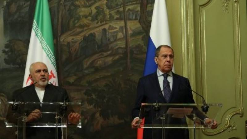 Iran, Russia unite against West on eve of new nuclear talks