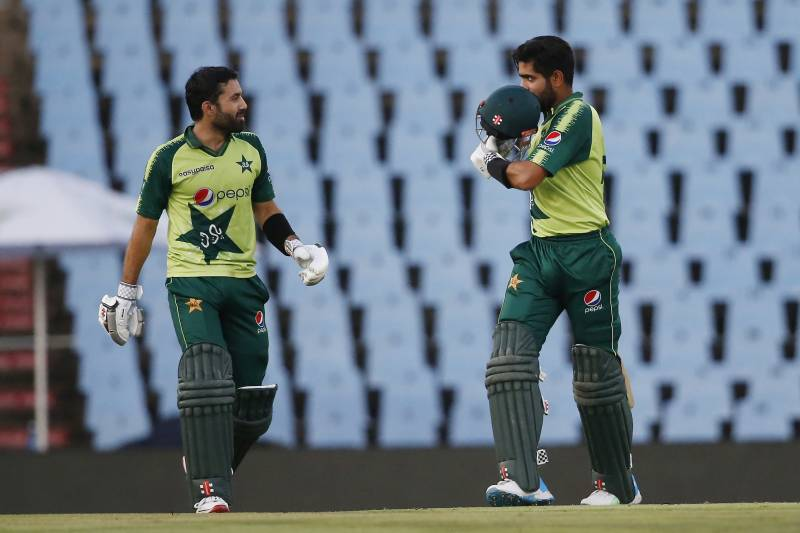 Babar celebrates ODI top ranking with record-breaking T20 innings against South Africa