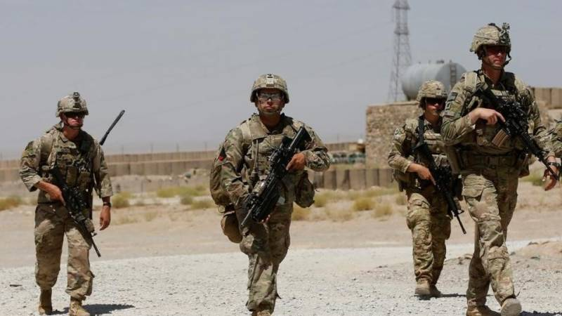 UK to follow US pullout from Afghanistan: report