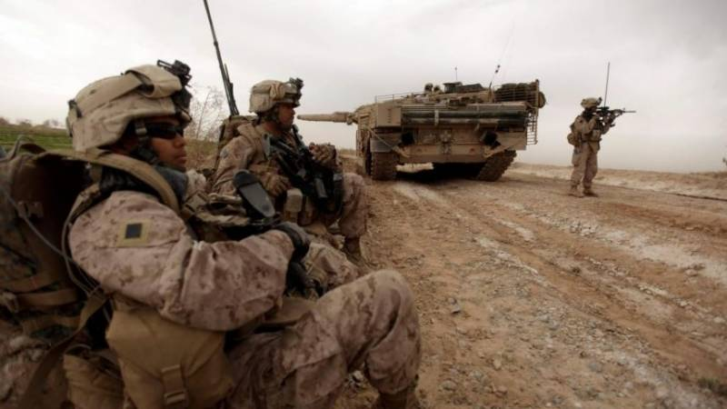 US, Britain, France, Germany to hold talks on Afghanistan: Berlin