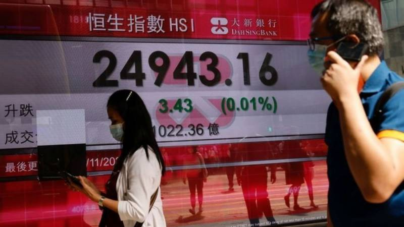 Asian markets rise after record China growth, Wall St surge
